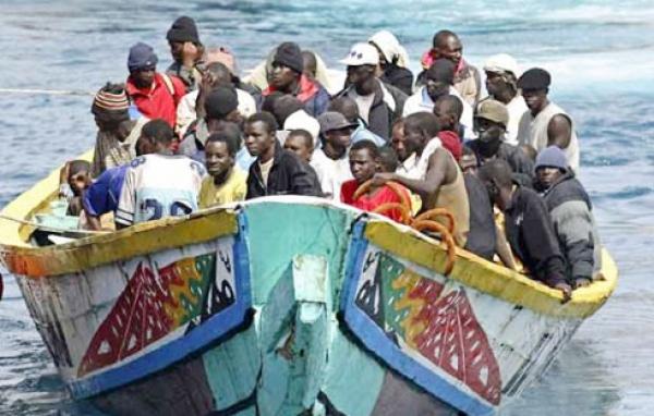 """ADHA """"profondément attristée"""" par le naufrage d'une embarcation de migrants subsahariens"""