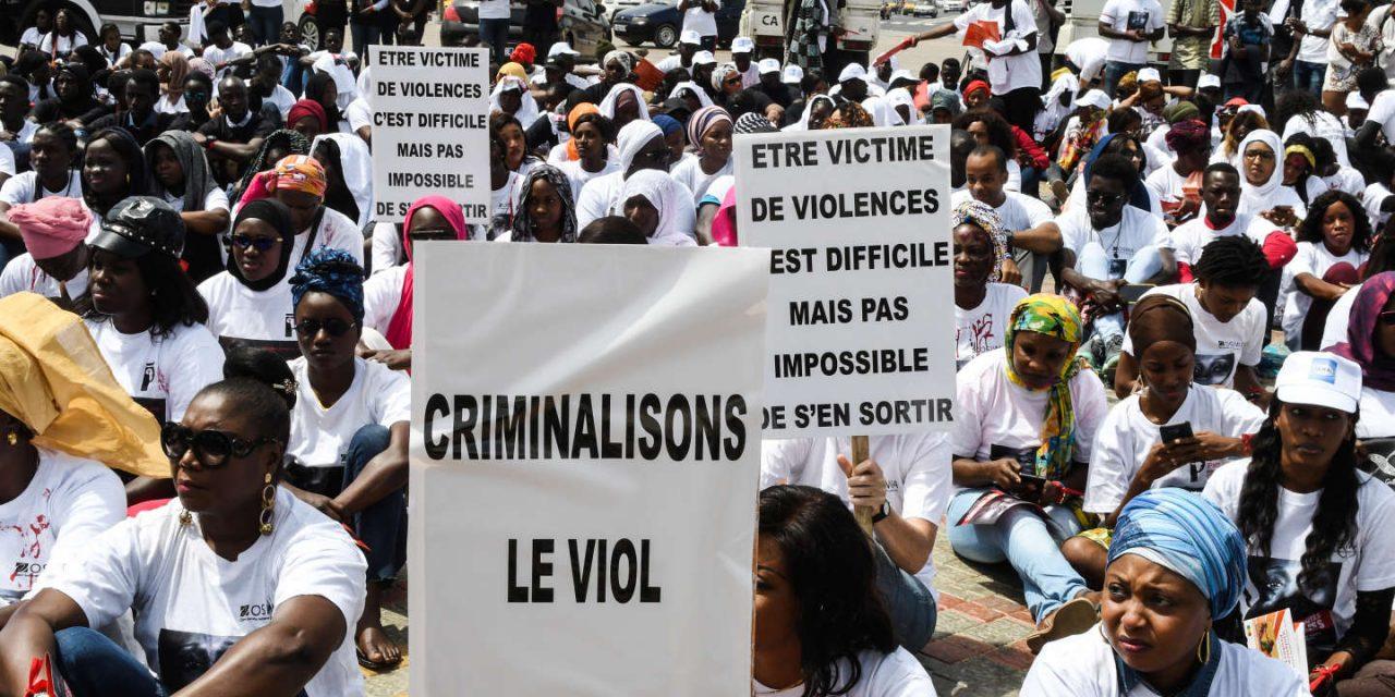 Le Sénégal a lancé sa de campagne de sensibilisation sur les violences faites aux femmes