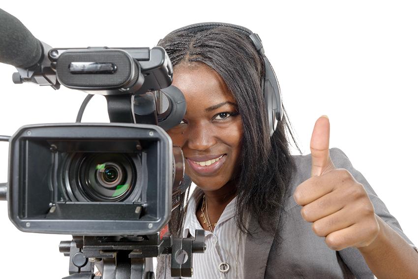Femmes, Occupez les Medias: DIANA SENGHOR INSISTE SUR L'ACCÈS DES FEMMES À L'INFORMATION