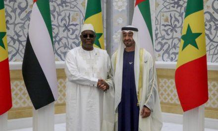 le Sénégal et les Emirats signent un contrat de 1 milliard de dollars pour construire le port de Ndayane
