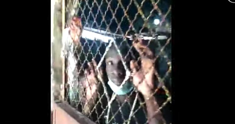 les images insoutenables des centres de détention de Kara: « ON A VÉCU L'ENFER »