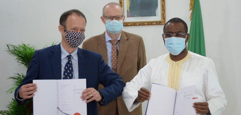 L'Allemagne fait un don de 26 milliards de francs CFA au Sénégal pour encourager les réformes structurelles