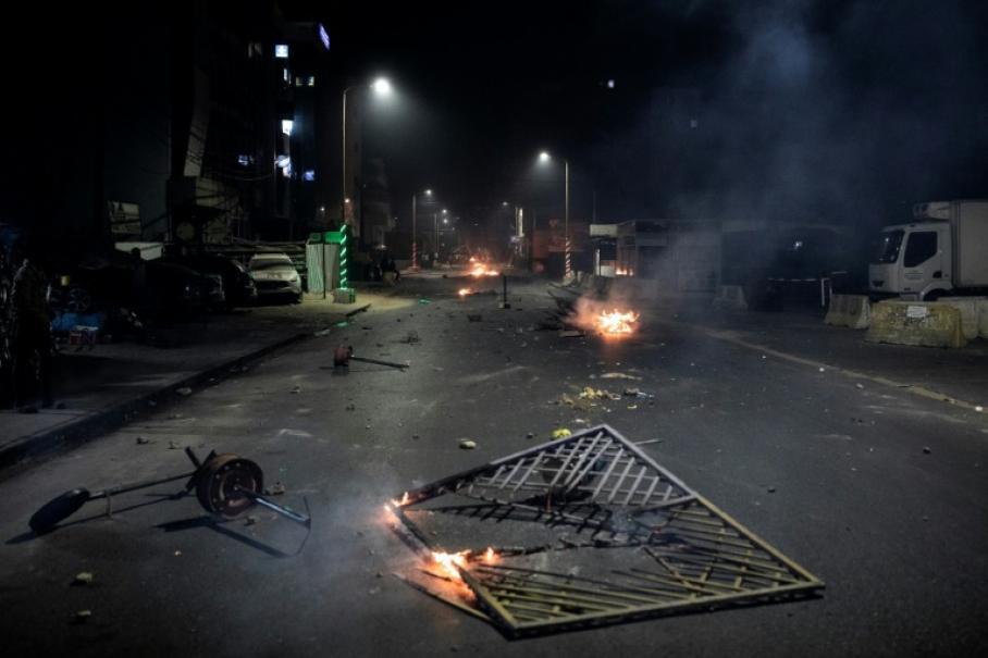 Bilan couvre-feu: 249 véhicules, des motos et 258 personnes mis aux arrêts