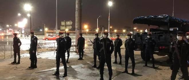 Covid-19: couvre-feu nocturne à Dakar et Thiès