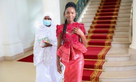 Diary Sow, l'étudiante sénégalaise qui avait disparu l'an dernier, publie un roman sur son expérience