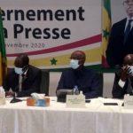 Les conférences «Gouvernement face à la presse» suspendues jusqu'à nouvel ordre