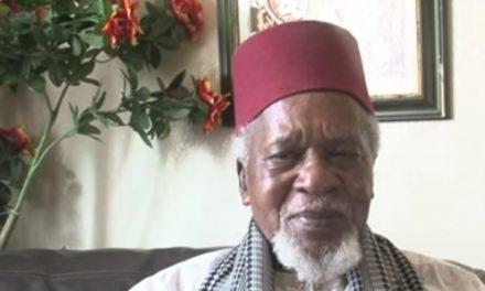 Décès du religieux Mourchid Iyane Thiam à Dakar