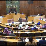 la levée de l'immunité parlementaire de Ousmane Sonko