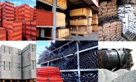 Hausse de 0,5% des prix des matériaux de construction en décembre