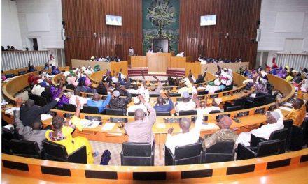 Deuxième acte de la procédure de levée de l'immunité parlementaire de Sonko