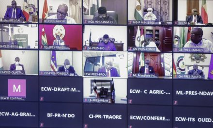Le Sénégal va assumer la présidence DE l'UA, selon le mACKY SALL