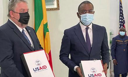 Dakar recevra plus de 300 milliards de francs de l'USAID d'ici à 5 ans