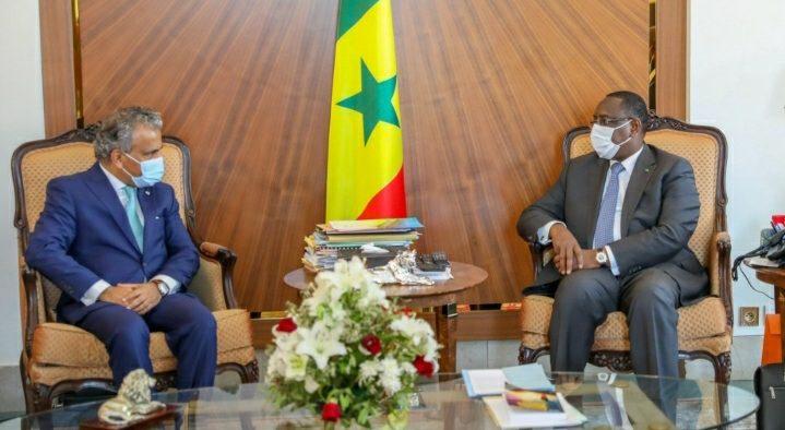 BP satisfaite de l'état d'avancement de ses projets gaziers au Sénégal
