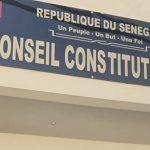 L'opposition dépose un recours au Conseil constitutionnel CONTRE LEVÉE D'IMMUNITÉ DE SONKO