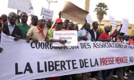 RSF dénonce une série d'atteintes à la liberté de la presse