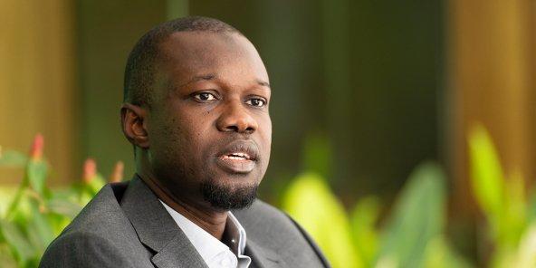 Tribunal de Dakar : Ousmane Sonko est dans le Bureau du Doyen des juges