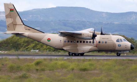 L'Armée de l'air sénégalaise acquiert un patrouilleur