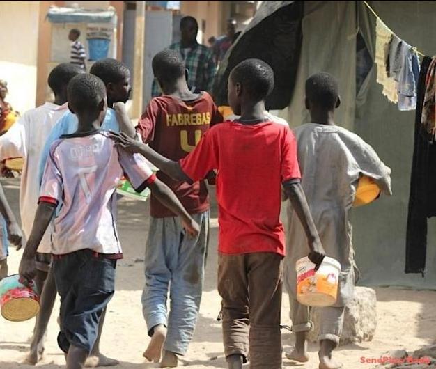 «La mendicité des enfants génère plus de 5 milliards par an…» SELON UNE ÉTUDE