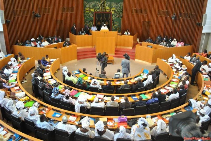 Assemblée nationale : la date des élections locales reportée au 31 janvier 2022