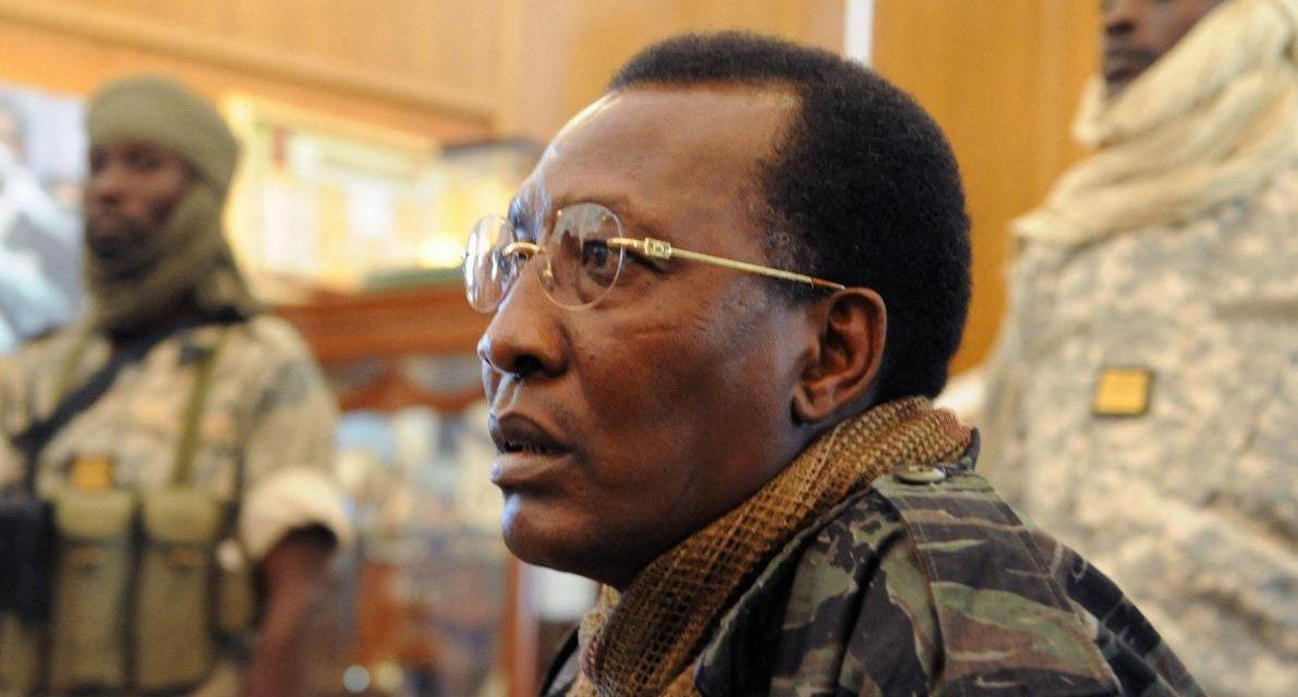 Décès du président tchadien Idriss Déby Itno des suites de blessures reçues au front