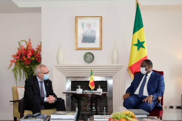 L'UE salue les stratégies du Sénégal POUR SA GESTION DE LA COVID-19