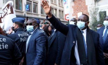 Macky Sall à Bruxelles et à Brazzaville