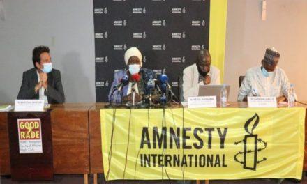 Rapport 2020 de Amnesty Sénégal: Seydi Gassama demande à l'Etat d'assumer sa responsabilité