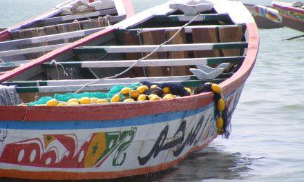 3 pêcheurs à bord d'une pirogue portés disparus á THIAROYE SUR-MER