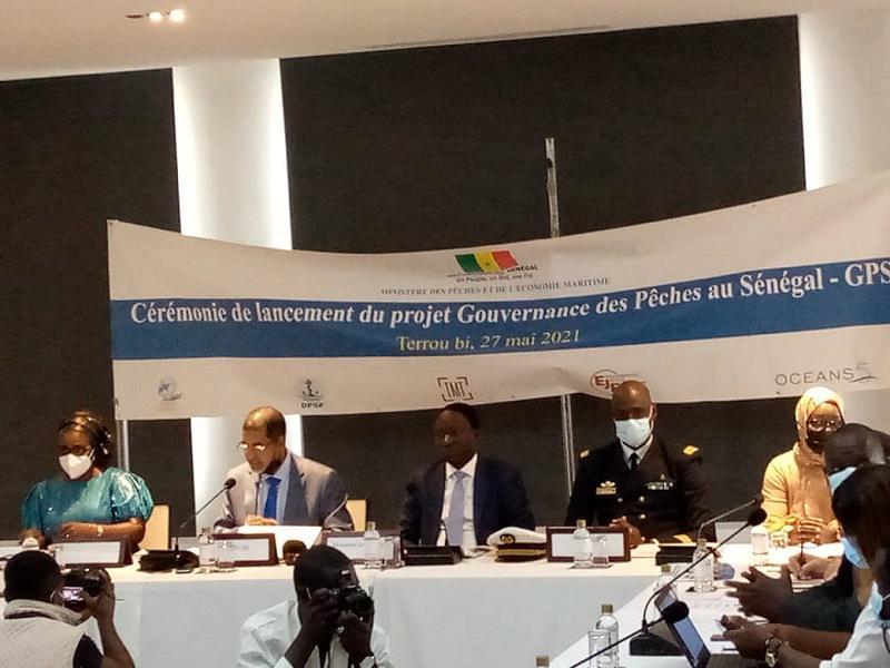 Le Sénégal perd 150 milliards par an à cause de la pêche illicite 1