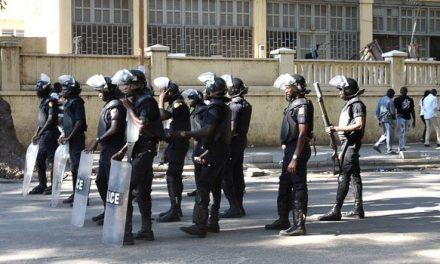 Dakar : 322 éléments des forces de l'ordre mobilisés pour lutter contre l'insécurité