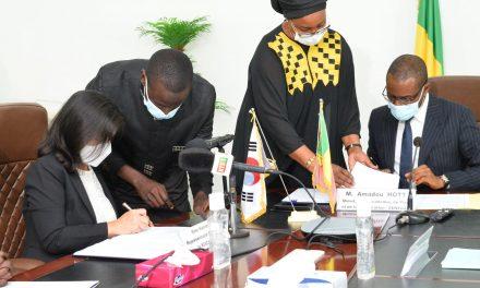 Nouveaux financements coréens au Sénégal: Plus de 11 milliards pour l'agriculture et l'enseignement supérieur