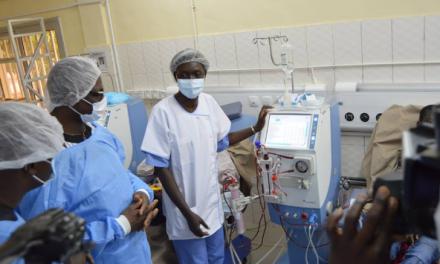 Le plus grand centre de dialyse de l'Afrique de l'Ouest au Sénégal