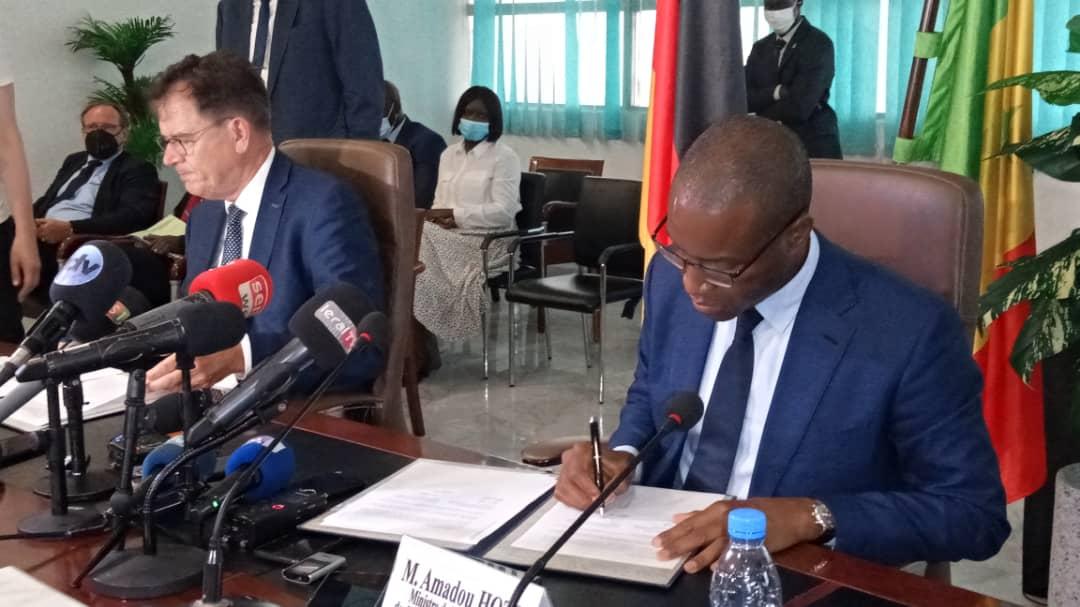 Coopération sénégalo-allemande: 85 milliards FCFA mobilisés dont 13 milliards pour la production de vaccins anti-Covid à Dakar