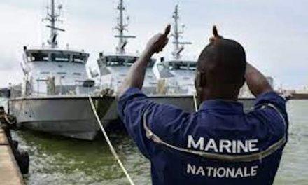La Marine sénégalaise intercepte un navire au large de Dakar avec une grande quantité de haschich