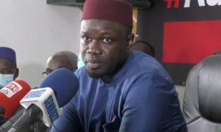 Ousmane Sonko sur les nervis: «Macky Sall est le seul apprenti-terroriste au Sénégal»