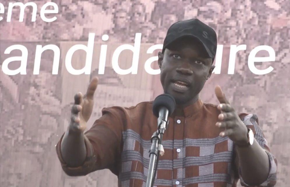 commémoration du MOUVEMENT 23 juin:  Ousmane SONKO aux jeunes : « Préparez vous aux combats et contre les nervis de Macky Sall »