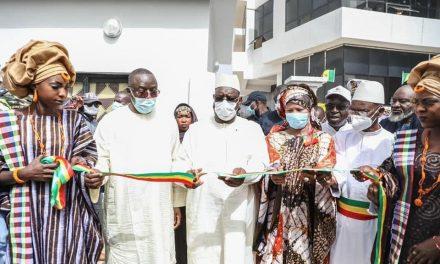 Le président Macky Sall lance officiellement les travaux de réhabilitation de la RN 2