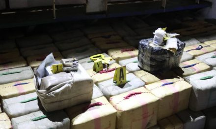 La Marine nationale sénégalaise a saisi une importante quantité de Haschisch à bord d'un navire