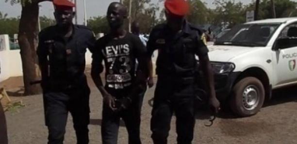 Boy Djiné arrêté à Tambacounda