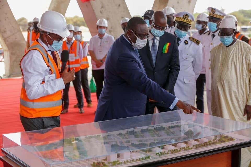 Le Sénégal se dote d'un Data center de type tiers 3