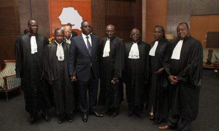 Code pénal: Le Conseil constitutionnel rejette le recours de l'opposition