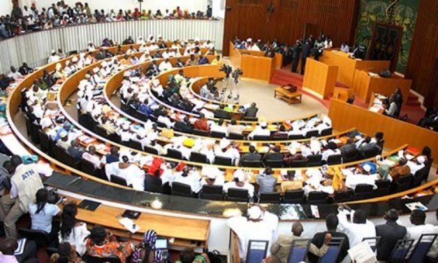 Le projet de Loi de finances pour 2022 s'établit à plus 5000 milliards de FCfa
