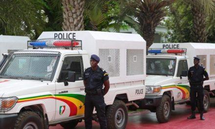 LA POLICE SE MOBILISE POUR LE Respect des mesures anti-covid-19