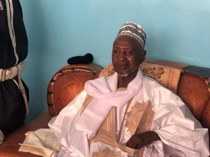 Serigne Moustapha Mbacké Khalife De Serigne Rappelé À Dieu