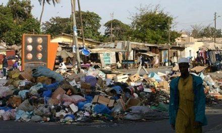 Fête de Tabaski : Près de 6.000 tonnes de déchets collectées à Dakar