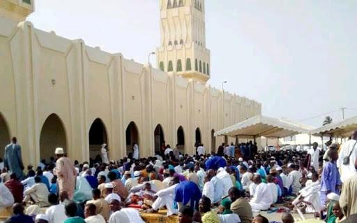 covid-19: Pas de prière de la Tabaski à la Mosquée Omarienne