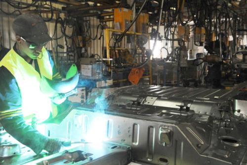 ANSD: L'activité industrielle en hausse au mois de juin