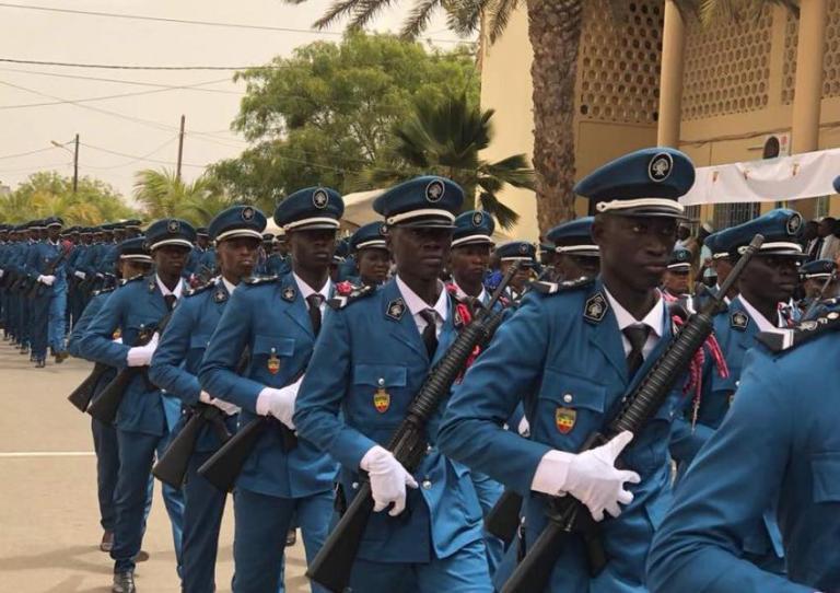 Concours d'entrée à la police : Deux candidats en prison pour tricherie