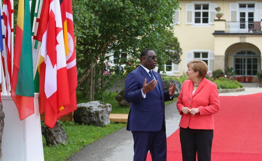 Sommet du compact with africa: Le président Macky Sall attendu à Berlin