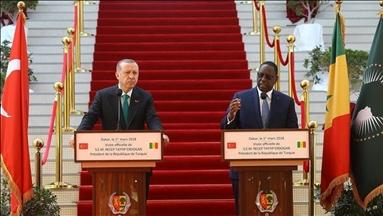 Covid-19: La Turquie enverra 12 tonnes de matériel médical au Sénégal